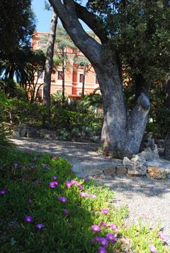Albergo Miramare Castiglioncello - Il Parco