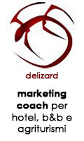 Delizard - Coach in Web Marketing Turistico per Hotel, B&B e Agriturismi