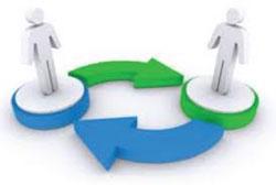 Collaborazione tra cliente e webmaster