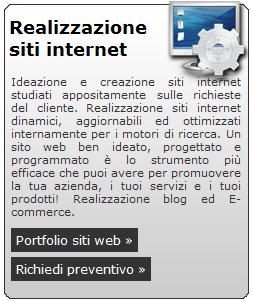 Delizard - Realizzazione siti web