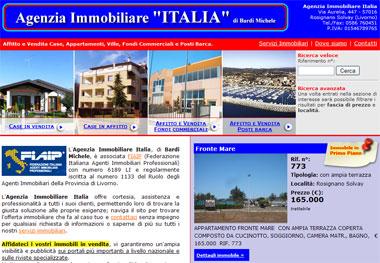 DELIZARD PORTFOLIO: WEB DESIGN, SEO, WEB DEVELOPMENT | Rosignano ...