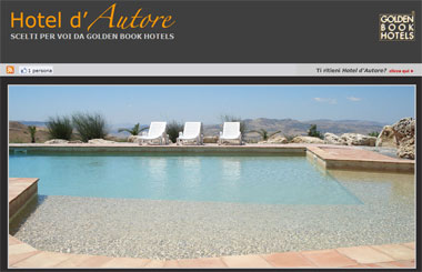 Hotel d'Autore | Tourist portal of quality hotels, b&b, villas and more!