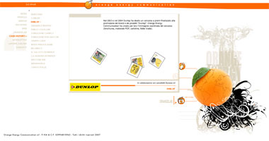 Web Agency Orange Energy Communications | San miniato, Pisa