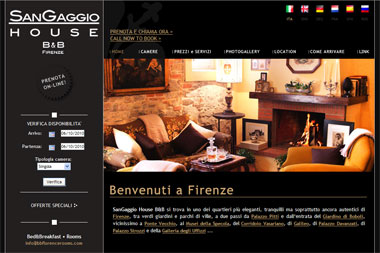 Bed&Breakfast San Gaggio House - Rooms in Florence | Firenze, Toscana