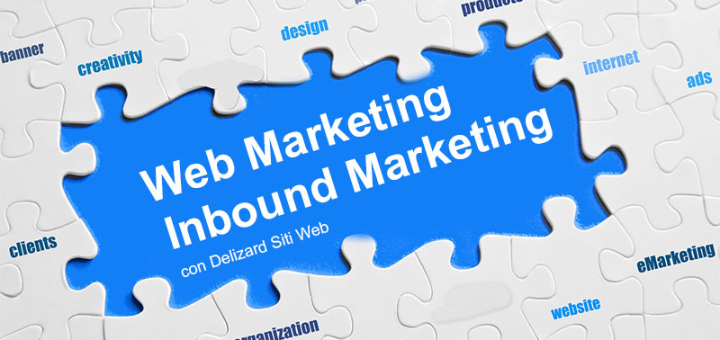 Servizio di Web Marketing e Inbound Marketing - Delizard Siti Web e SEO, Marketing Agency, Livorno, Toscana